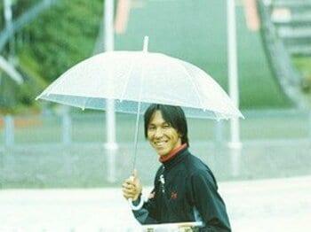 37歳の挑戦・葛西紀明 「あの悔しさが忘れられない」 ~特集:バンクーバーに挑む~<Number Web> photograph by Makoto Hada