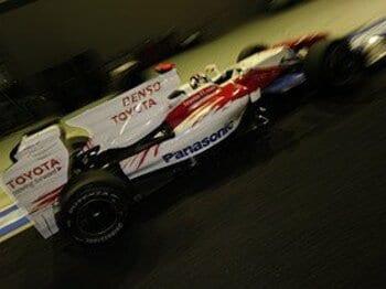 F1日本GPプレビュー。前戦2位のトヨタが初優勝なるか?<Number Web> photograph by Hiroshi Kaneko