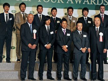 """""""勝手に月間MVP""""で振り返る、2012年シーズン、ゴルフ名場面。<Number Web> photograph by NIKKAN SPORTS/AFLO"""