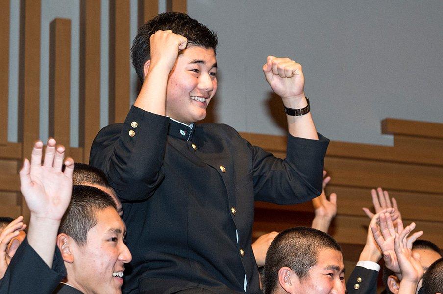 2017年のドラフト会議を完全採点。清宮の日本ハムは90点。最低は……。<Number Web> photograph by Takuya Sugiyama