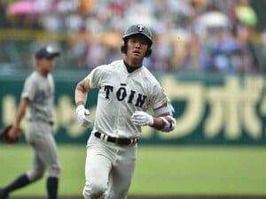1回表、5点ビハインドも関係なし!大阪桐蔭、打撃戦で敦賀気比を撃破。