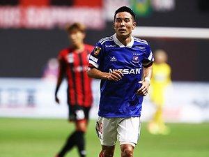 横浜F・マリノスに10年ぶりに帰還。水沼宏太の優しいクロスに見惚れる。