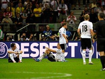 """優勝候補ドイツに何があったのか?イタリアに惨敗した""""自滅""""の真相。<Number Web> photograph by Takuya Sugiyama"""