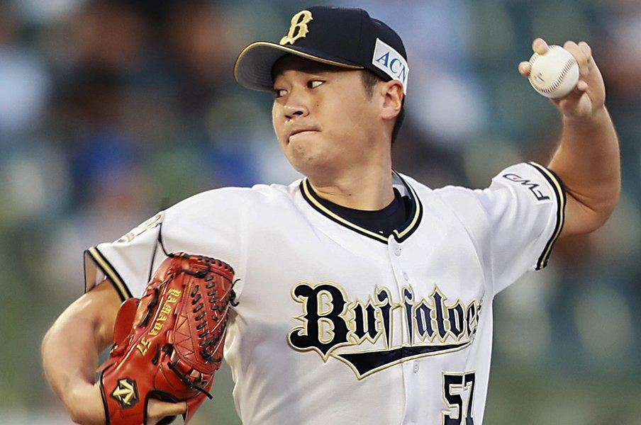 2009年ドラフトの今を検証<オリ編>。極端な左腕狙い、山田修義が戦力に。<Number Web> photograph by Kyodo News