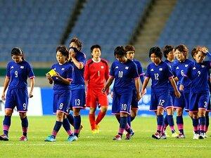 北朝鮮に完敗しアジア銀のなでしこ。依然進まない新世代でのチーム作り。
