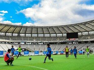 Number Futsal Cup(フットサル) in 味スタ2018.2.10開催!