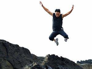 <俳優の超私的トレーニング> 石丸謙二郎 「ちょっと危険な場所を走り回ることで結果的に鍛えられている」