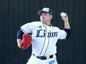 「野球人生、どうせあと数年ですよ」西武・高橋朋己が探す完全復活の道。