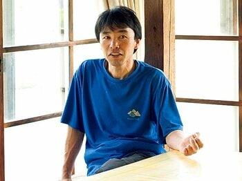 <日本一のアルパインクライマーが語る(1)> 山野井泰史 「山との出会い、少年時代の記憶」<Number Web> photograph by Miki Fukano