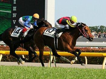 ダービーを勝利したディープブリランテを筆頭に、ディープ産駒が競馬界を席巻している。