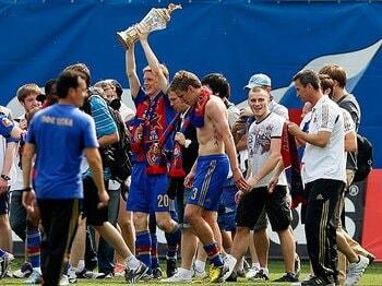 本田圭佑はCLのために残留すべき!?CSKA、ロシアリーグ優勝までの軌跡。<Number Web> photograph by Getty Images