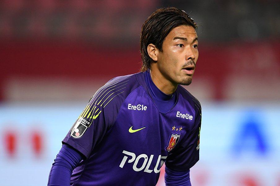 J1出場1試合で、ACL決勝の大舞台へ。浦和の控えGK福島春樹の拠りどころ。<Number Web> photograph by Getty Images
