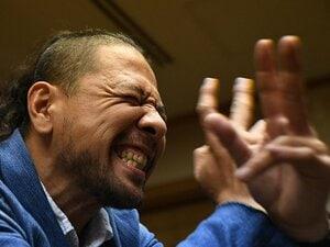 """もっとスーパースターになってやる。""""次期WWE王者""""中邑真輔の新世界。"""