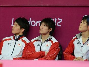 王者・中国と日本は何が違うのか?体操男子団体の敗因から徹底分析。<Number Web> photograph by Asami Enomoto/JMPA