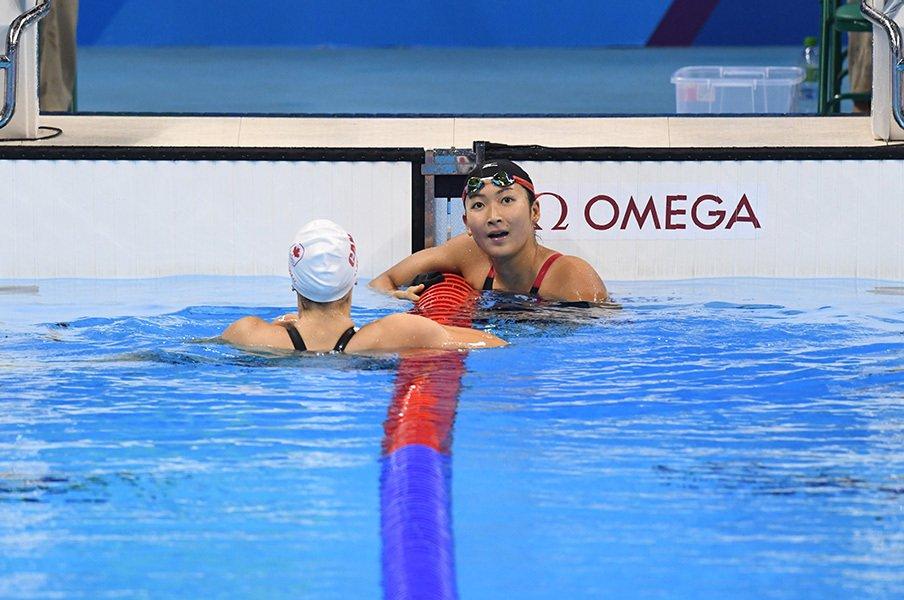 史上最多7種目、日本新はいくつ?16歳・池江璃花子はセンスの塊。<Number Web> photograph by JMPA