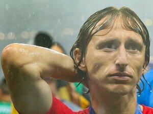 モドリッチ、泣き顔でのW杯MVP。誰よりもタフな天才に世界が虜に。