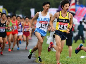 「二兎を追う」文武両道ランナーたち。それぞれが目指す箱根路。