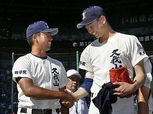 「考える野球」で甲子園初勝利。国学院久我山の強さは日常にある。