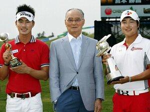 ベテランと韓国人選手がなぜ強い?恵まれたゴルフ環境が生む逆説。