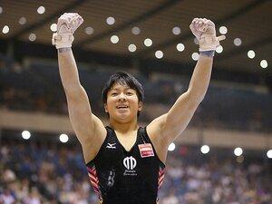 """内村航平に次ぐ""""オールラウンダー""""。野々村笙吾、初の体操世界選手権へ。"""