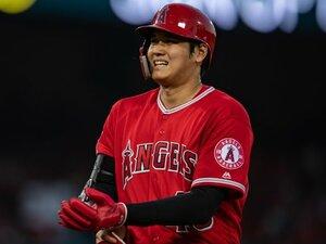 """大谷翔平は打者専念でも一流アーチストだ。いきなりの第3号にMLB公式ツイッターも""""力こぶし""""で称賛。"""