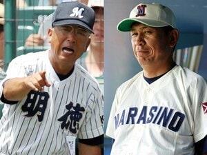 勇退した名将・木内幸男の後継者は?習志野vs.明徳義塾、勝負の裏側。