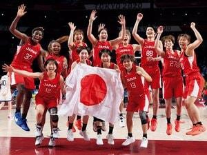 [信じる力が生んだ偉業]バスケットボール女子「スーパースターなきスーパーチーム」