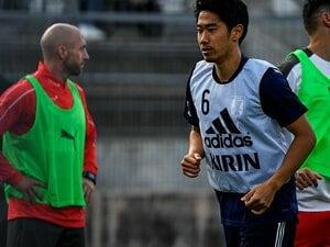 香川真司は批判の声を跳ね返すか。「僕は上手く起点になれればいい」