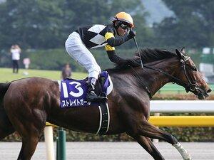 絶対能力、ハイペース、戸崎の騎乗。ストレイトガール連覇の背景を探る。