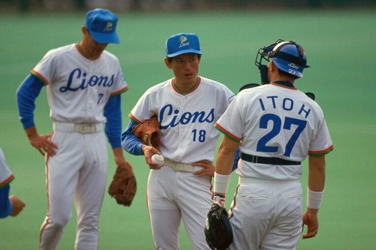郭泰源/西武 / photograph by Koji Asakura