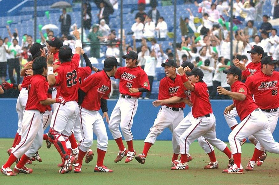 オープナーは球数制限に有効では?大学野球の成功例から思いついた。<Number Web> photograph by Kyodo News