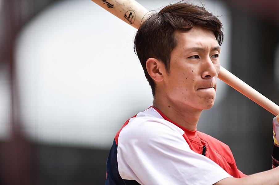誰もが「天才」と呼ぶ西川龍馬。1番打者として開花した広島の才能。