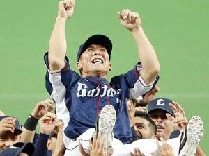 西武・松井稼頭央の引退と気配り。うれし涙は日本一までとっておく。