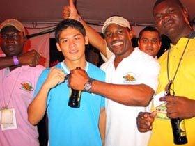 WBCムエタイに随行。ジャマイカの熱い夜。