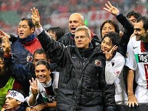 内田篤人を鹿島恩師&ブラジル勢も敬愛 マルキーニョス「アツは特別なアミーゴ、兄弟だ」