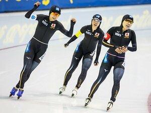 女子パシュートの連携。~世界でも飛びぬけた実績を持つ日本の3人組~