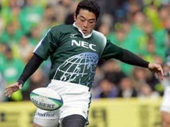 """引退を延期して魅せた、""""揺れるキック""""で戴冠。<Number Web> photograph by Shinsuke Ida"""