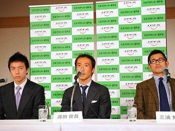 日本代表の勝利給、100万円の要求は妥当か。~W杯予選と親善試合を検証~<Number Web> photograph by AFLO