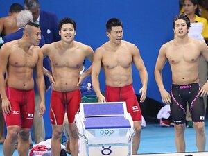 """リオ五輪に""""滑り込んだ""""古賀淳也。「最速スイマー」の称号で東京目指す。"""