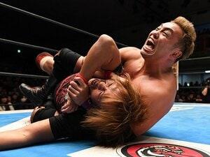 1.4東京ドーム前哨戦の果てに……。IWGP王者オカダ・カズチカの焦り。
