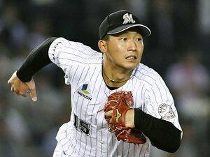 新人で3位の5勝は挙げたが……。ロッテ・関谷亮太はいつも崖っぷち。
