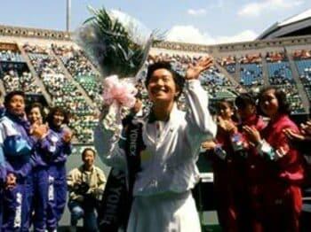 女子ジャパンオープンがツアーから姿を消す理由。<Number Web> photograph by Hiromasa Mano