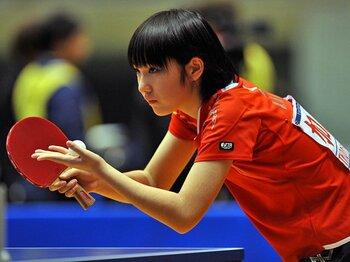 なぜ卓球は小学生でも活躍できる?日本卓球界独特の強化体制を検証。<Number Web> photograph by Hiroyuki Nakamura
