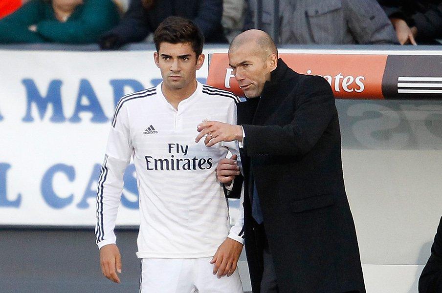 今度はレアルとアトレティコが標的!FIFAの補強禁止令でジダンの息子は?<Number Web> photograph by AFLO
