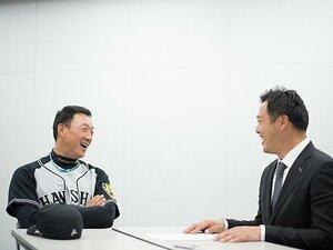 金本知憲監督に関本賢太郎が聞く。今年の阪神の、一味違うポイント。