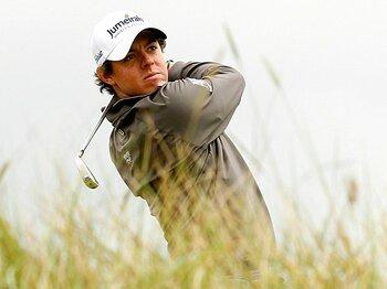 <ゴルフ界の超新星> ローリー・マキロイ 「ネクスト・タイガーの肖像」<Number Web> photograph by AFLO