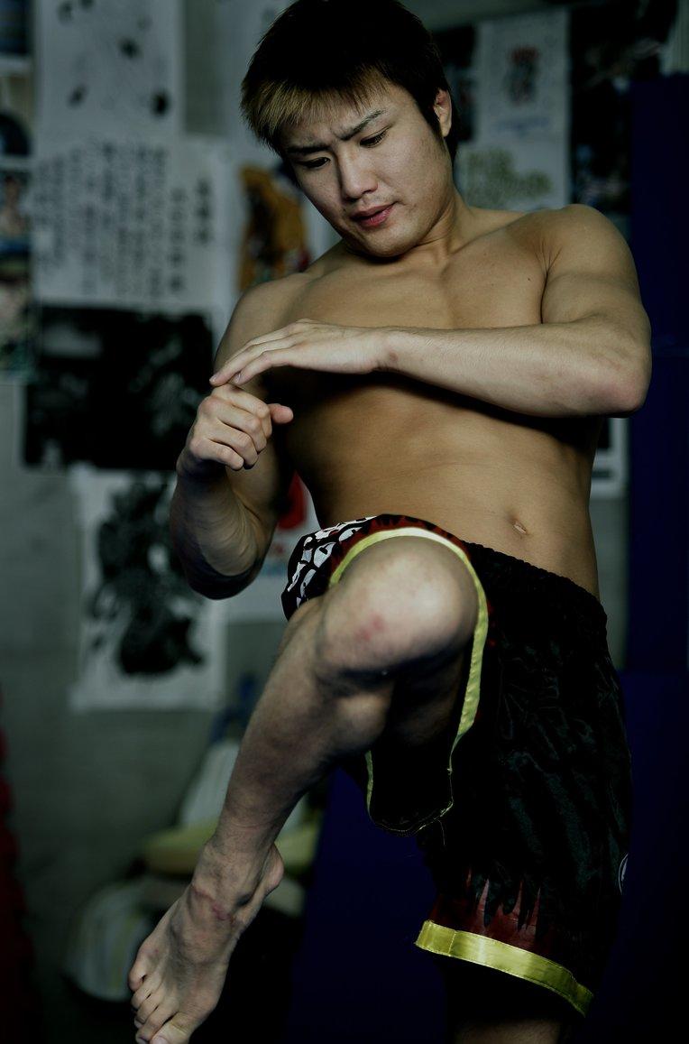 2005年4月、当時26歳(Number627号掲載)©︎Takuya Sugiyama / photograph by