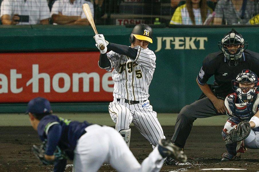 近本光司が更新した今こそ称える、新人・長嶋茂雄153安打の偉大さ。<Number Web> photograph by Kyodo News