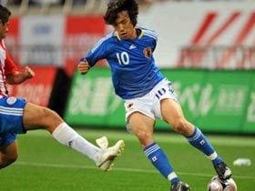 キリンカップサッカー2008 VS.パラグアイ