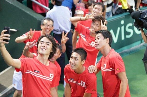 """世界の""""ポスト錦織世代""""が大阪に! 錦織圭がジュニア選手に与える好影響。"""
